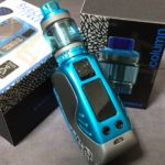 【スターターキット】WISMEC「Reuleaux Tinker with COLUMN」レビュー